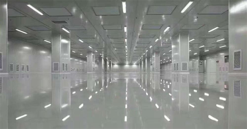 青岛净化工程-电子厂